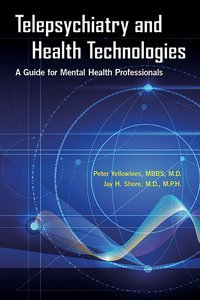 Cover of Telepsychiatry and Health Technologies