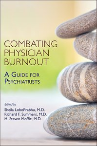 Cover of Combating Physician Burnout