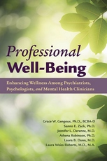 Cover of Professional Well-Being
