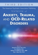 Cover of The American Psychiatric Association Publishing Textbook of Anxiety, Trauma, and OCD-Related Disorders