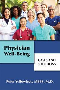 Cover of Physician Well-Being