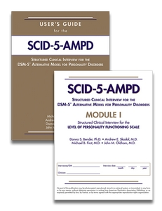 Set of Users Guide for SCID-5-AMPD and SCID-5-AMPD Module I