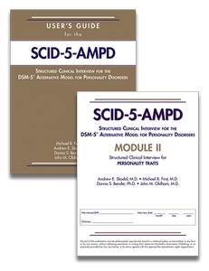 Set of Users Guide for SCID-5-AMPD and SCID-5-AMPD Module II