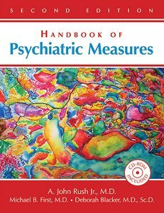 Handbook of Psychiatric Measures Second Edition