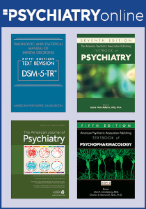 DSM Select at PsychiatryOnline for Individuals Subscription