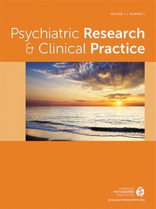 Psychiatric Research and Clinical Practice